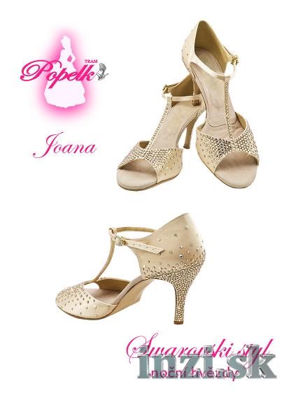 ce29ee30eb Milujete pohodlné tanečné topánky a chceli by ste ich nosiť stále  OBUV  POPELKA -spoločenská
